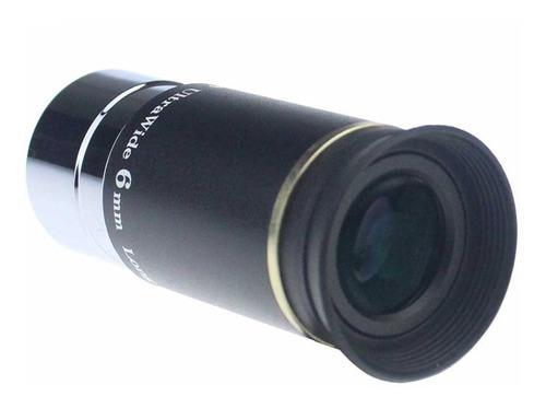 "Ocular 6mm 1,25"" 66º Wide Angle - Ring Gold - SVBONY"