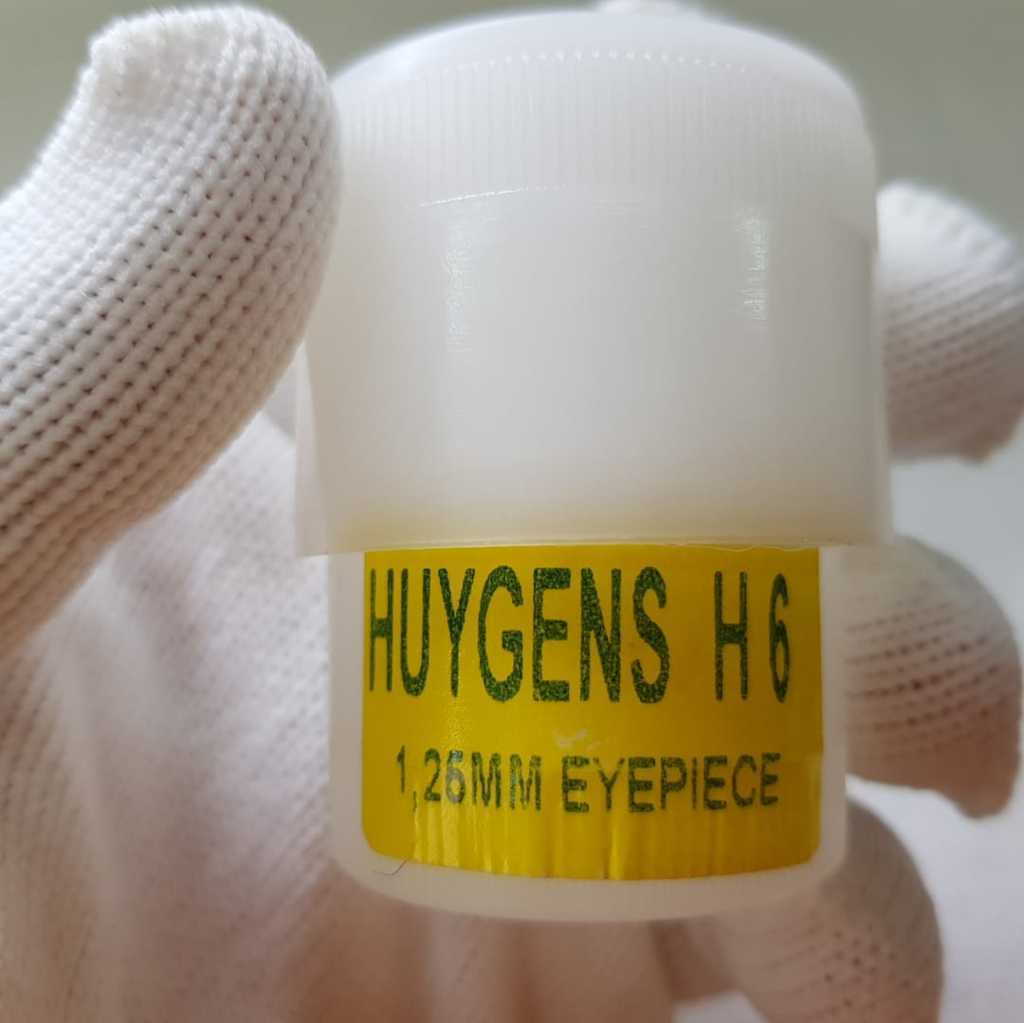 "Ocular 6mm - 1,25"" - H6 - HUYGENS"