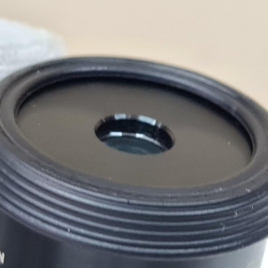 "Ocular 9mm - 1,25"" - 54º - Super Plossl - GSO"