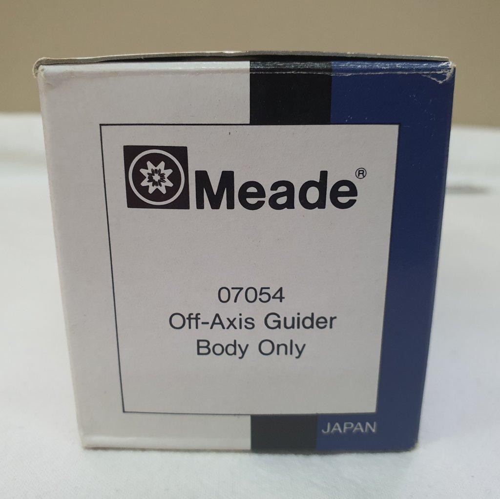 Off Axis Guider #7054 - Japão MEADE