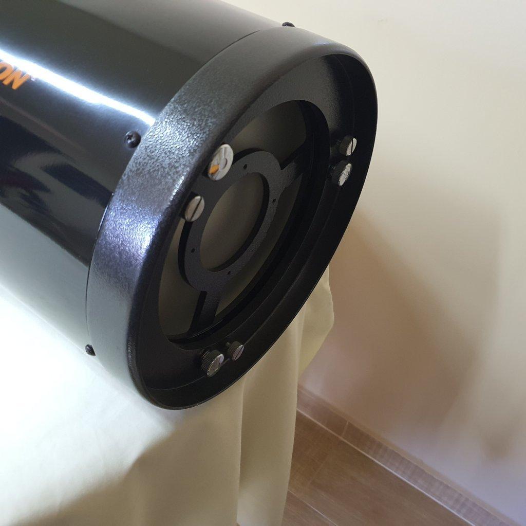 OTA - 254mm f/4.7 - C10N - Refletor Newtoniano Parabólico - CELESTRON