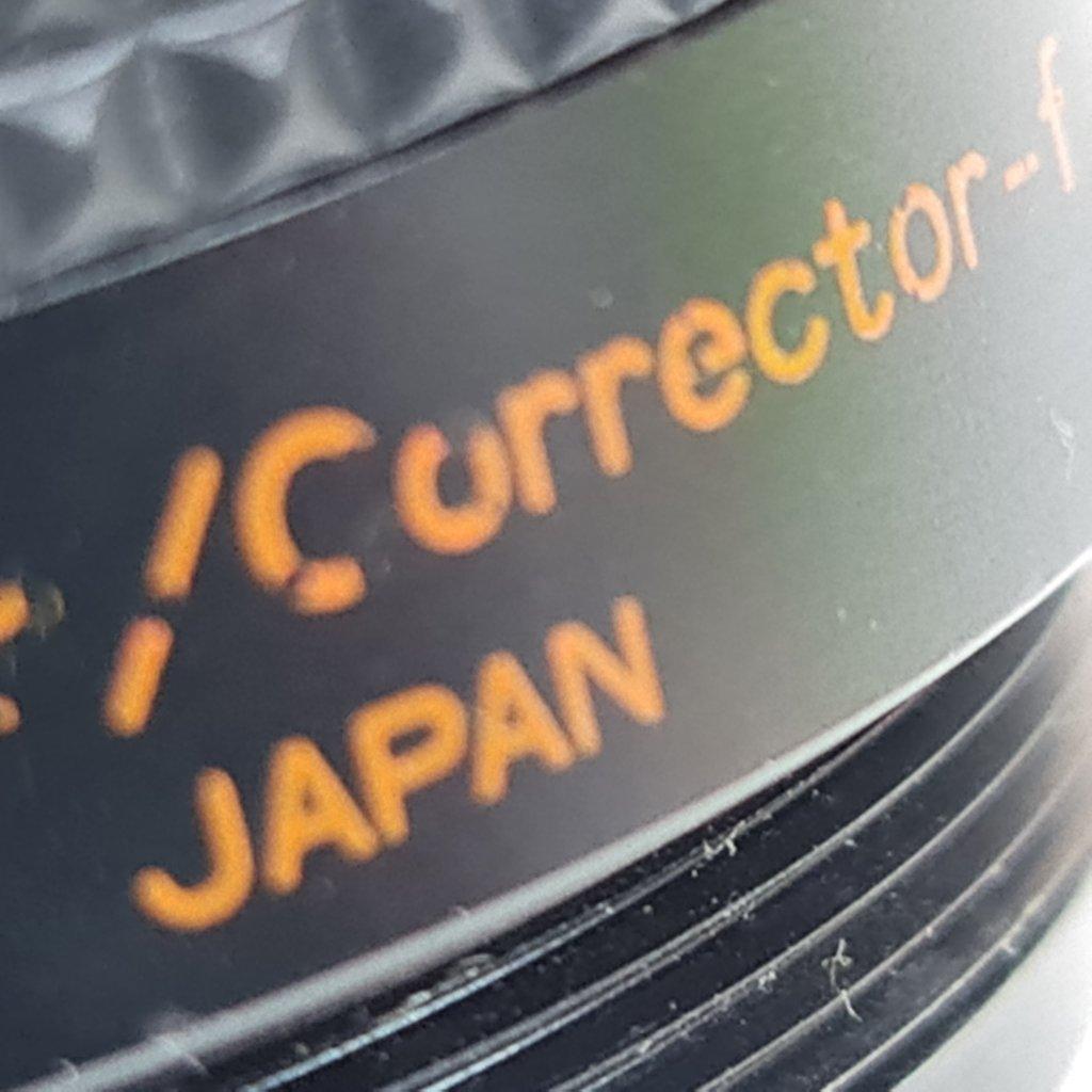 Redutor/Corretor Focal f/6.3  #94175  Japonês - CELESTRON