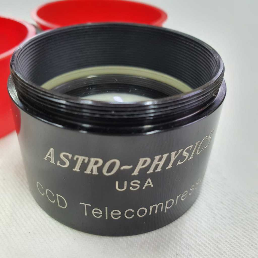 Redutor focal CCD para telescópios de f9 a f18 - ASTRO-PHYSICS (EUA)