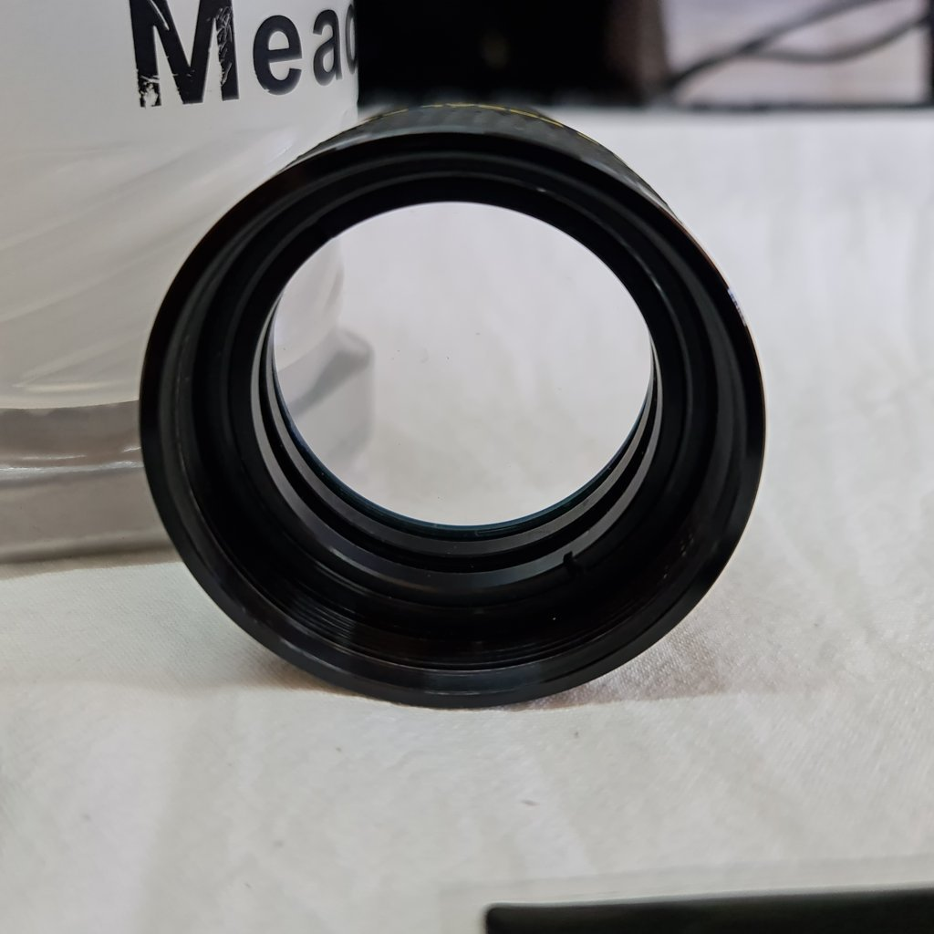Redutor Focal e Field Flattener f/6.3 - SCT - Série 4000 - Multi Coated - MEADE