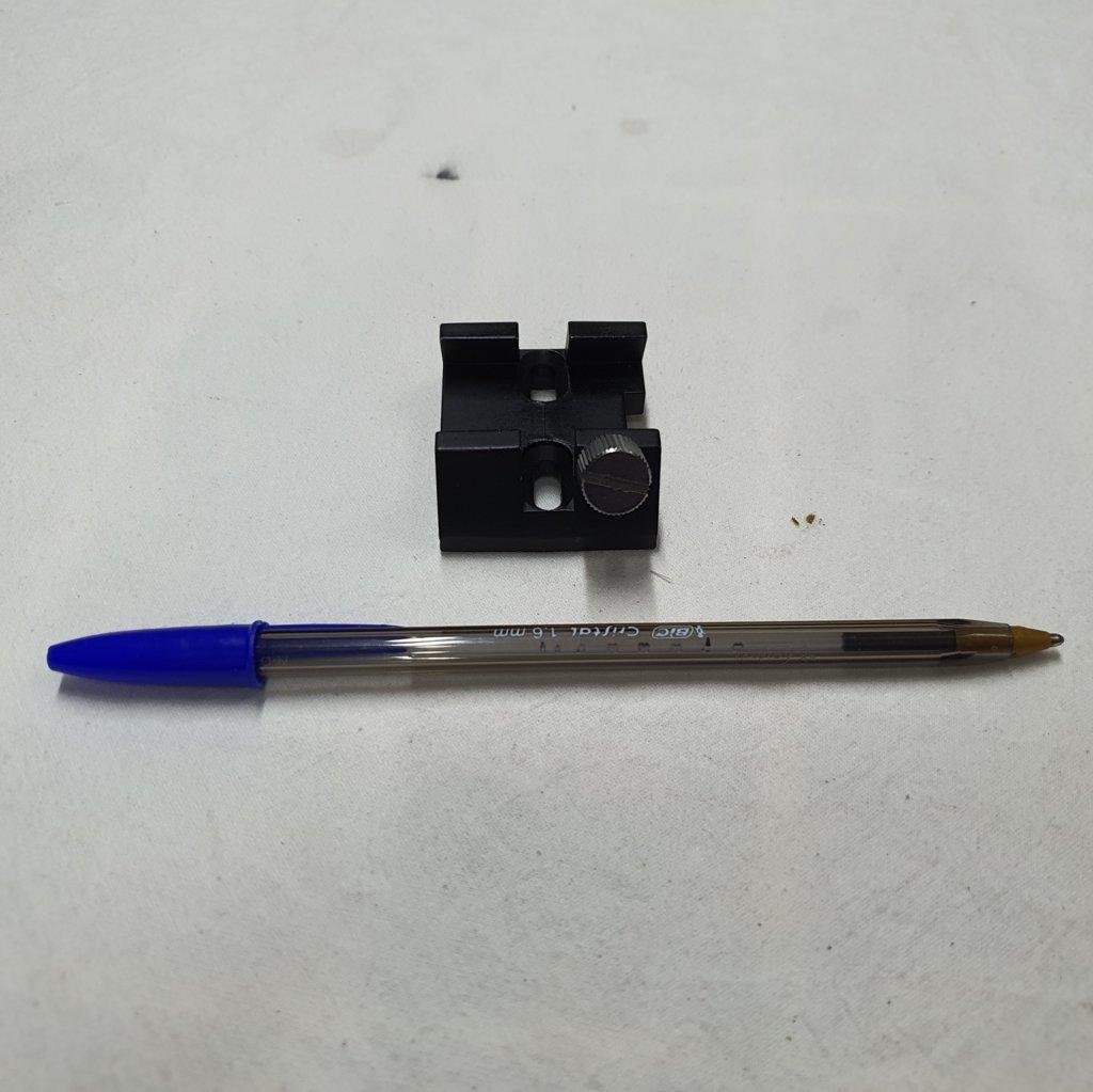 Sapata Cauda de Andorinha 100% Alumínio - ORION