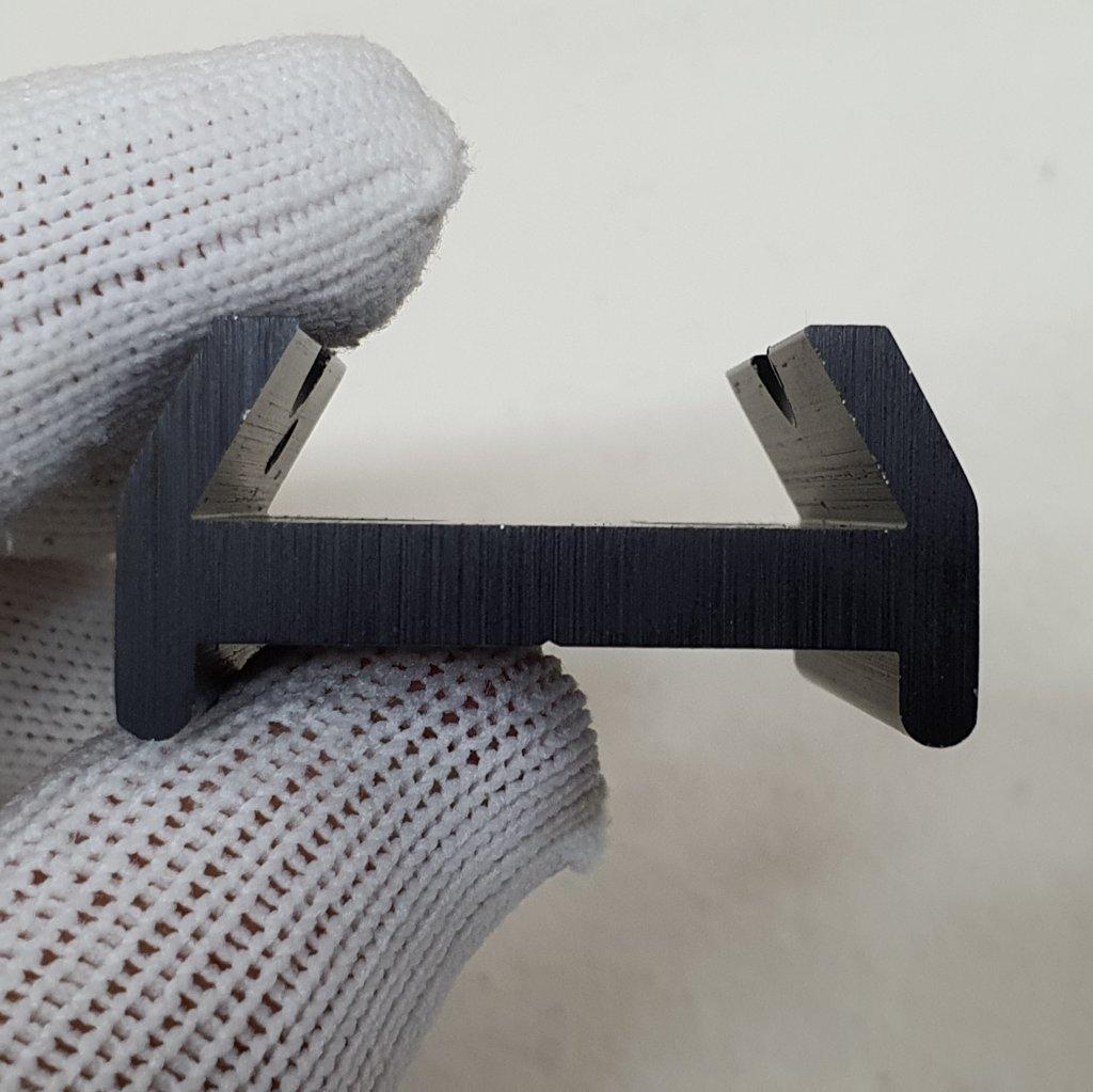 Sapata Cauda de Andorinha - 2 Furos - Metal - CELESTRON