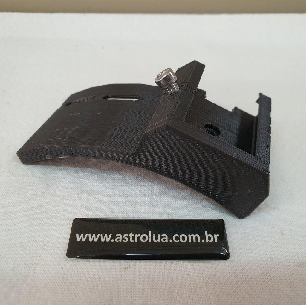 Sapata Meia Lua 3D para SCT 150mm - ASTROLUA