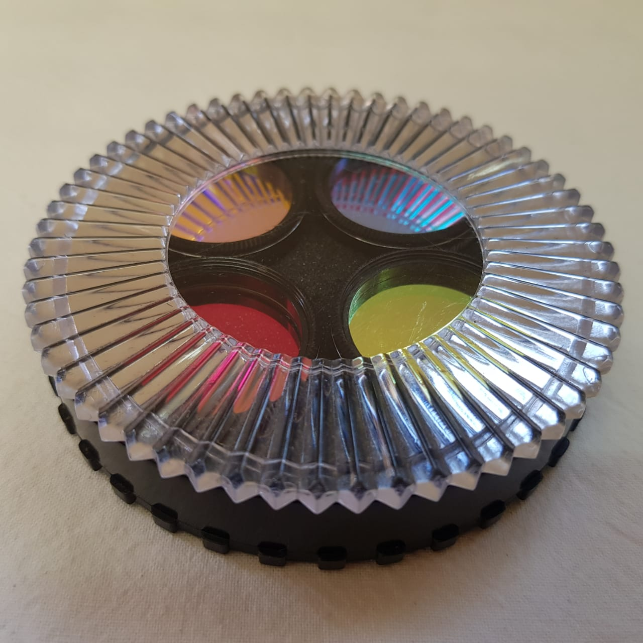 "SET de Filtros 1,25"" - (ESFERA)  LRGB - Astrofotografias - EXPANSE"