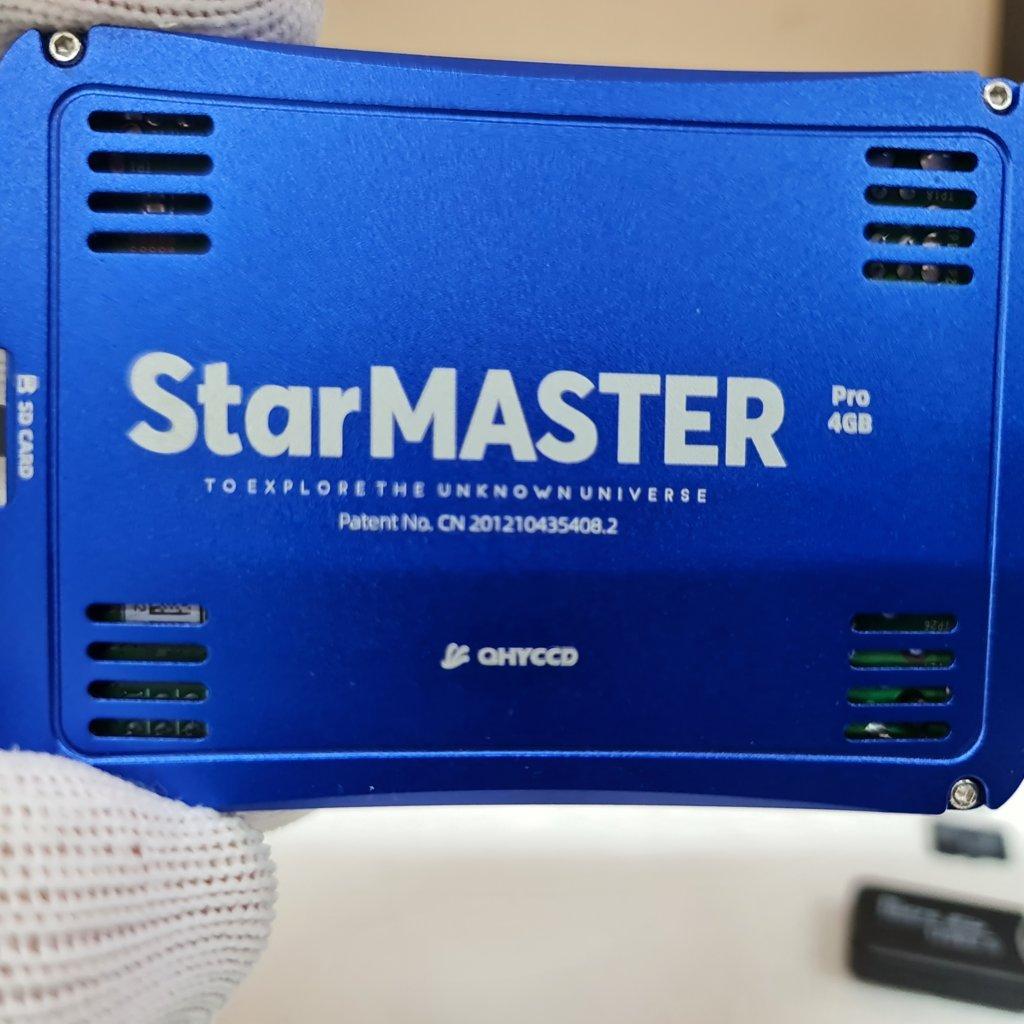 StarMaster Pro 4Gb   (O Asi Air da)  QHY CCD