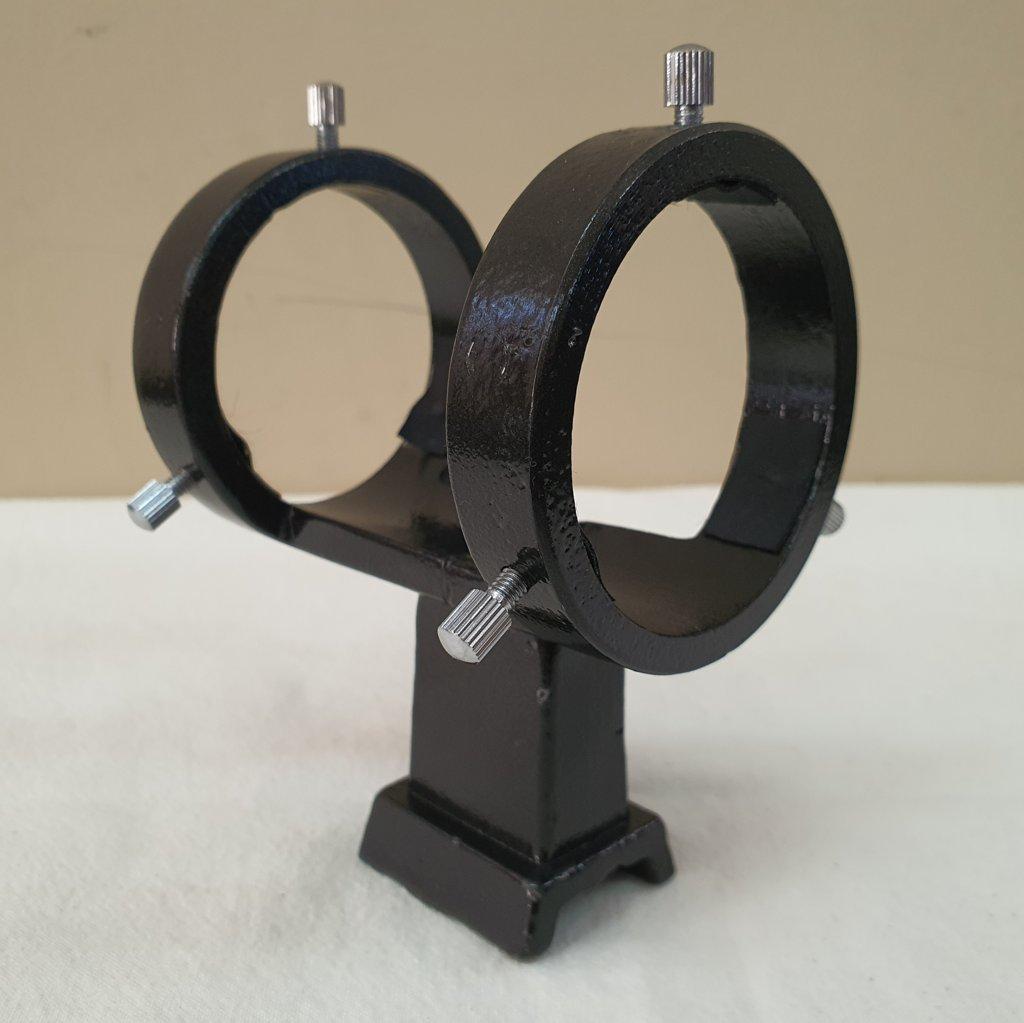 Suporte para Scopes, etc - 100% em Metal com 6 manípulos de Ajuste - ASTROLUA