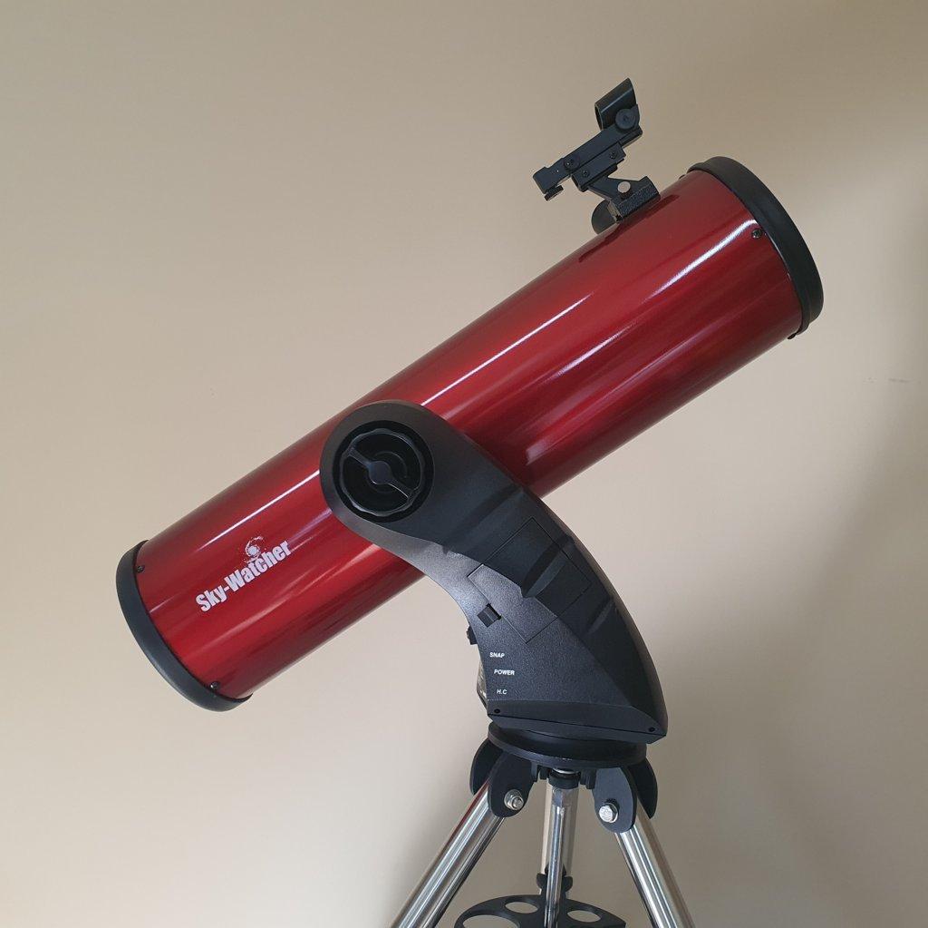 Telescópio 150mm F/5.0 Newtoniano - Computadorizado GO TO - AZ Star Discovery - SKY WATCHER