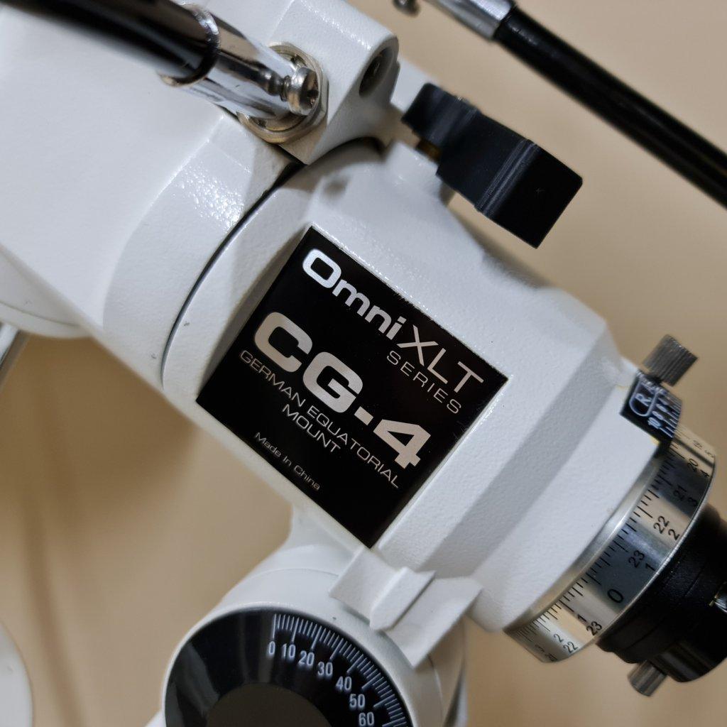 Telescópio 150mm f/5.0 Newtoniano - Equatorial CG4 Omni - CELESTRON/SKY-WATCHER