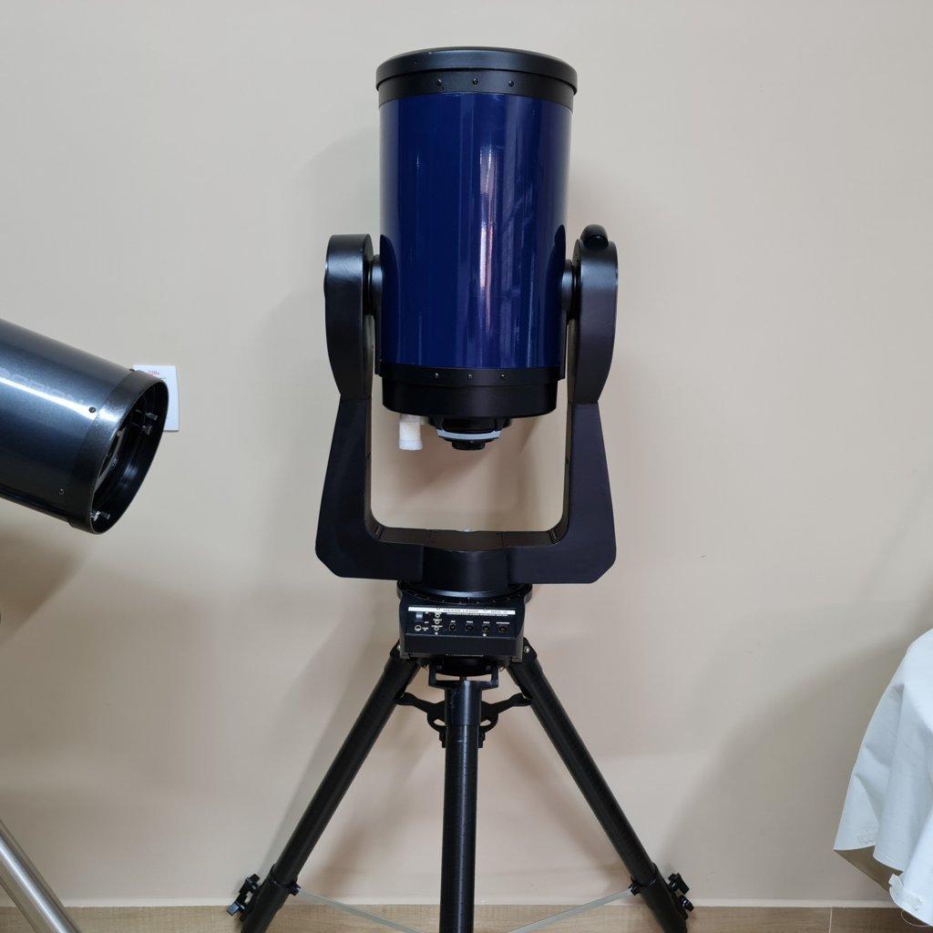 Telescópio 254mm f/10.0  Schimidt Cassegrain LX200 GPS - MEADE