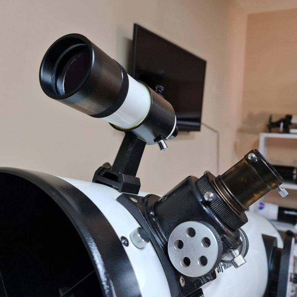 Telescópio 254mm f/4.7 - Refletor Dobsoniano Parabólico - SKY-WATCHER