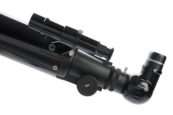 Telescópio 70mm f/10.0 - Refrator Dubleto Acromático - PowerSeeker 70AZ - CELESTRON