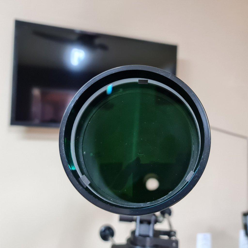 Telescópio 90mm f/10.1 Refrator Acromático Dubleto - AZ3 - SKY-WATCHER