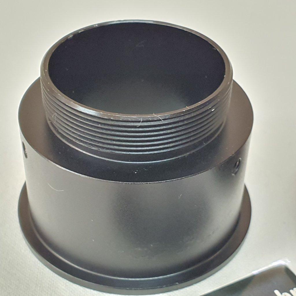 "Visual Back Holder 1,25"" - Rosca de encaixe M48 para SCTs - (CHARLIE) - CELESTRON"