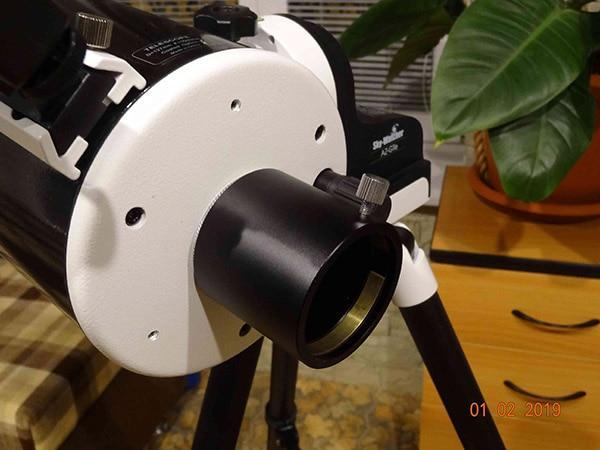 "Visual Back Holder 2"" - Cilindro de 55mm - Cinta de Agarre - SVBONY"