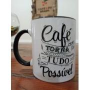 Xícara de Café Porcelana