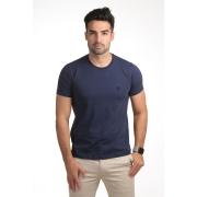 Camiseta Básica Marino - Live the Life