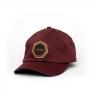 Boné Dad Hat JEEP Compass Heptagon Patch - Vinho