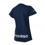 Camiseta DTG Fem. JEEP Compass - TD350 4x4 - Azul Marinho