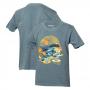 Camiseta Inf. JEEP I WSL Saquarema - Azul Marinho