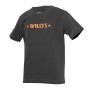 Camiseta Super Premium Inf. JEEP Willys Estonada - Preta