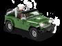 Bloco de Montar Jeep Wrangler Militar - 98 Peças