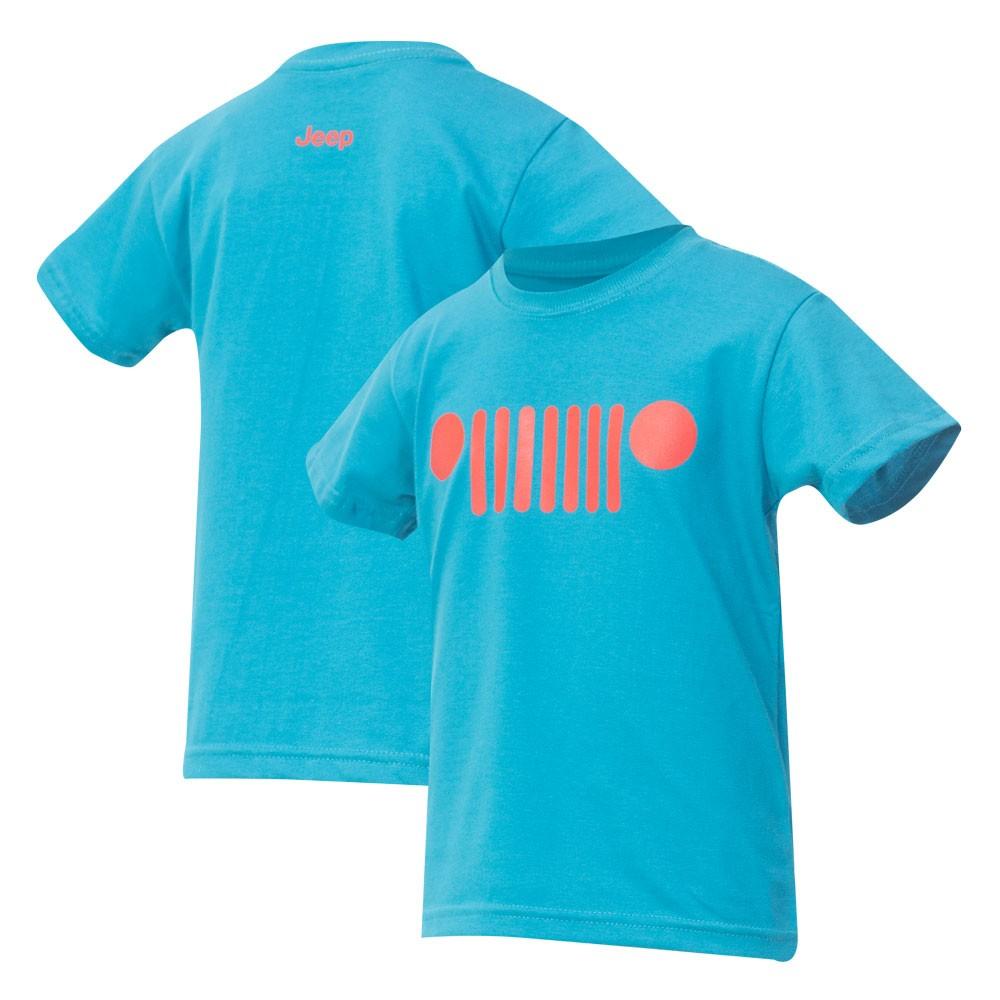 Camiseta Inf. Jeep Grade - Azul