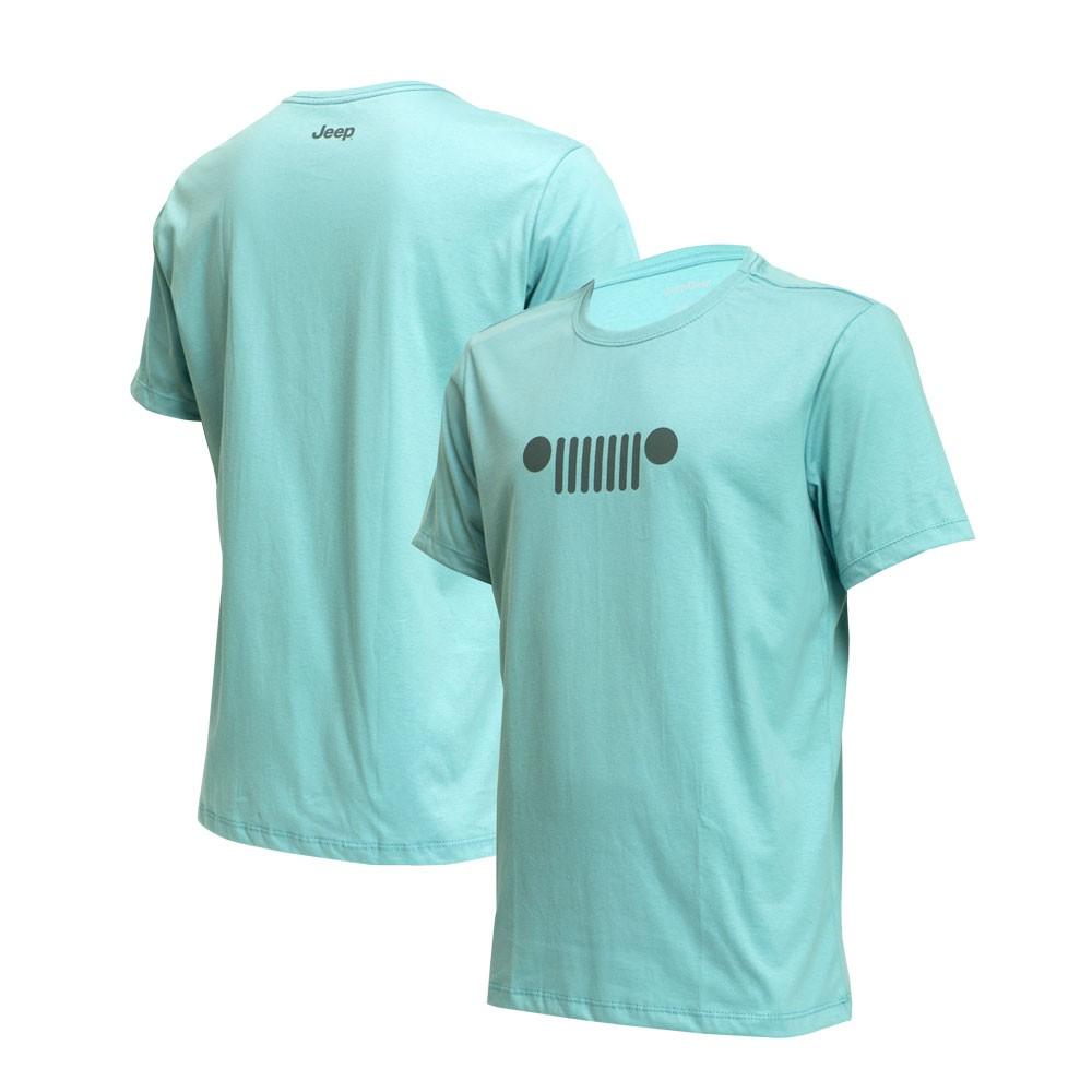 Camiseta Masc. JEEP Grade Verde