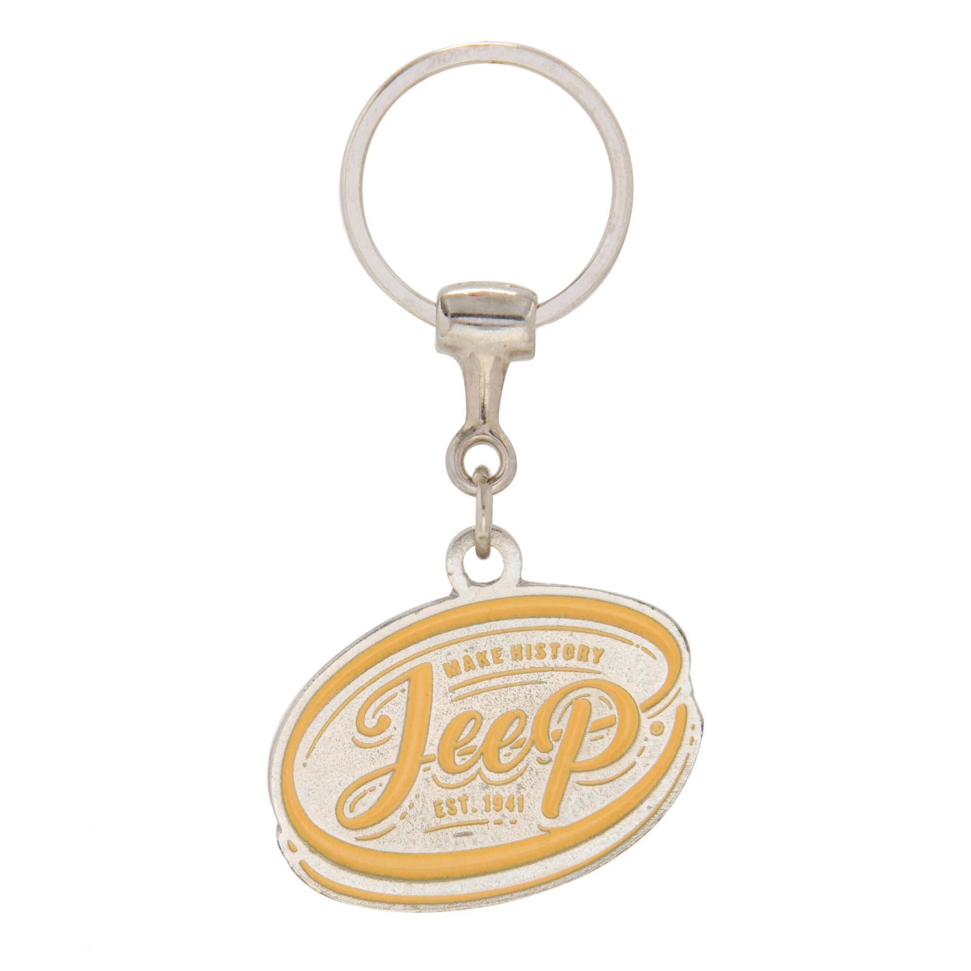 Chaveiro Jeep Vintage