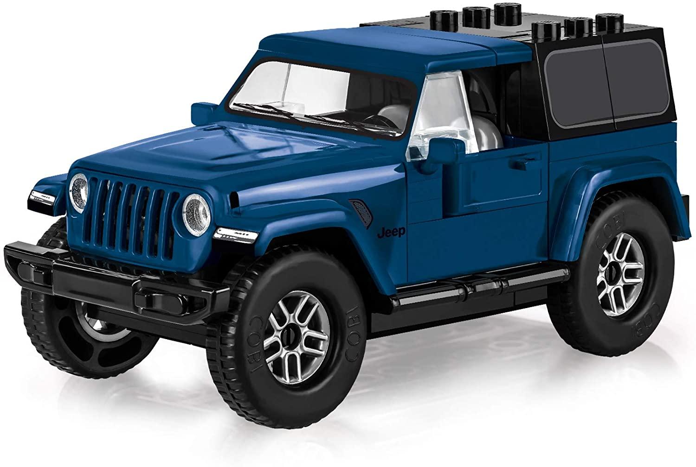 Cobi Bloco de Montar Jeep Wrangler Sport S - 98 Peças