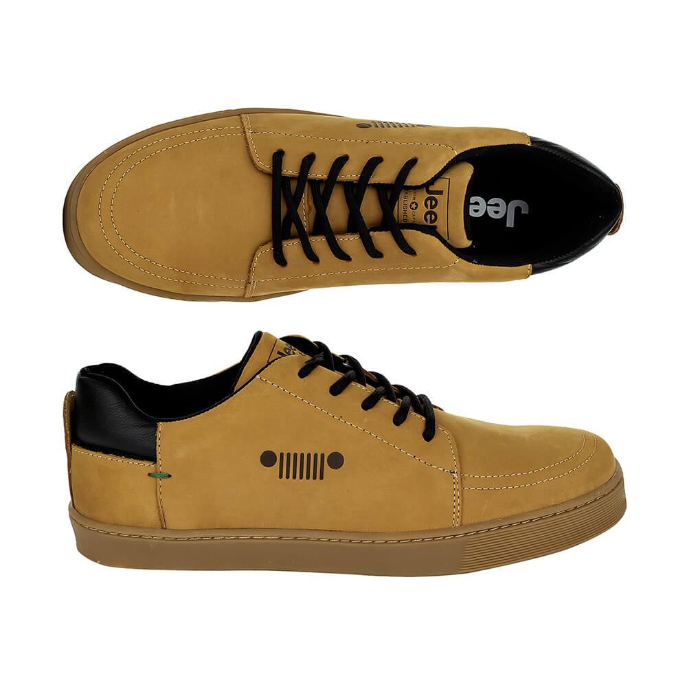 Tênis Wrangler - Yellow - Casual Low