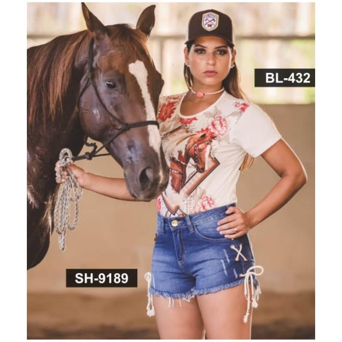 BLUSINHA FEMININA SELVAGEM ESTAMPA BL432