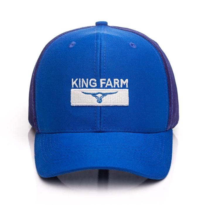 BONÉ KING FARM AZUL ROYAL 24-03