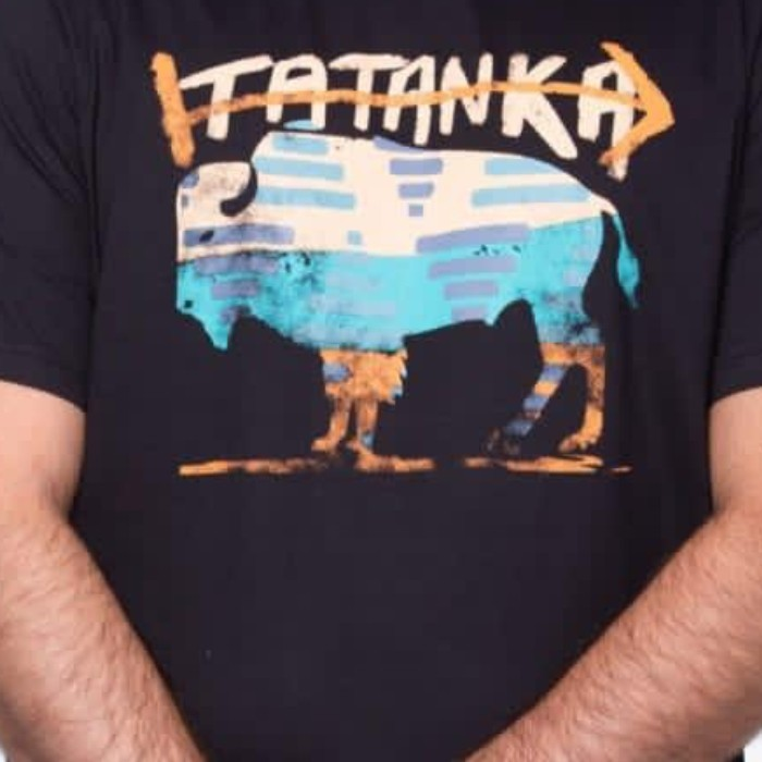 CAMISETA MASCULINA TATANKA CLOTHES TTK054