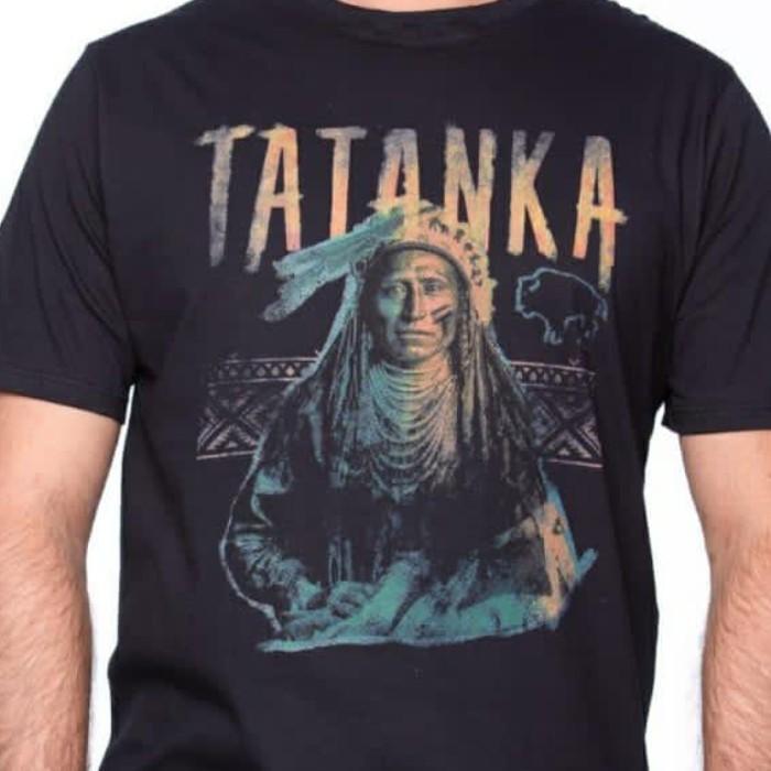 CAMISETA MASCULINA TATANKA CLOTHES TTK055
