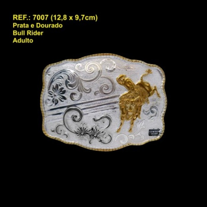 FIVELA COWBOY BRAND BULL RIDER 7007