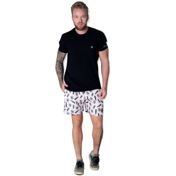 SHORTS MASCULINO OX HORNS BEER 0029