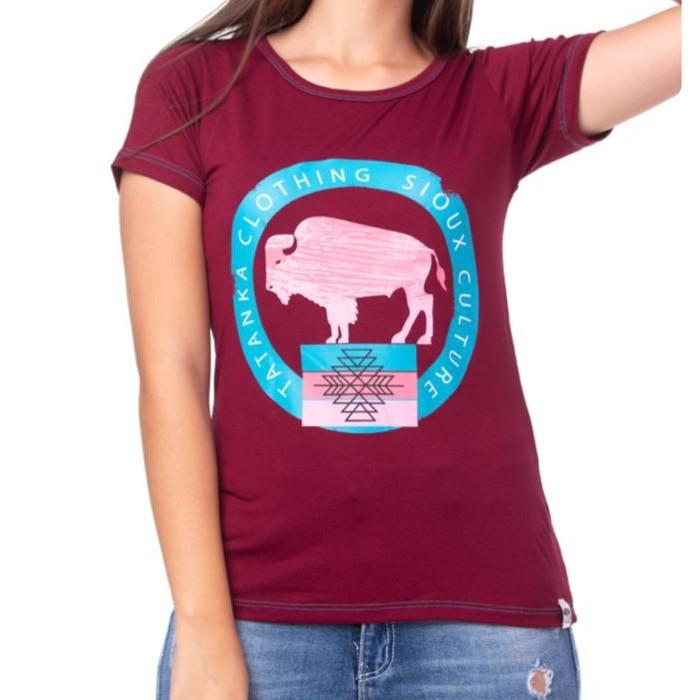 T-SHIRT FEMININA TATANKA CLOTHES SLK23