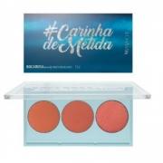 Boca Rosa Paleta de Blushes #Carinha de Metida