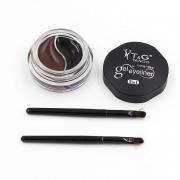 Delineador Em Gel A Prova D'água 2 Em 1 T&g Tango