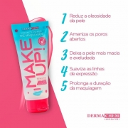 Derma Chem Sabonete Primer Pré Maquiagem Make Up!