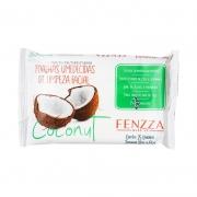 Fenzza Toalhas Umedecidas De Limpeza Facial Coconut