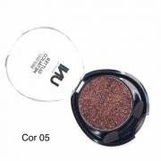 GLITTER METÁLICO BRIGHT EFFECT Uni Makeup-cor 05
