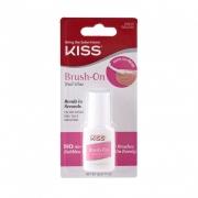 Kiss New York Cola Para Unha Com Pincel