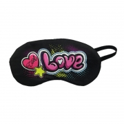 Máscara De Dormir 'Love'