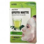 Máscara Efeito Matte Com Chá Verde Ruby Kiss