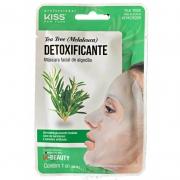 Máscara Facial Detoxificante Tea Tree (Melaleuca) Ruby Kiss